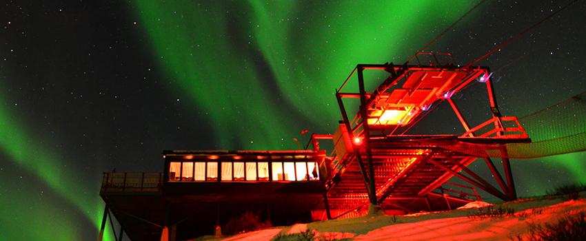 STF Aurora Sky Station